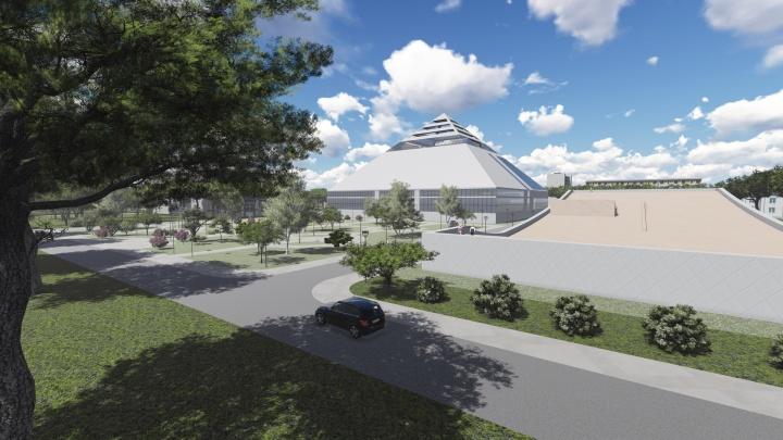 На месте военного стадиона построят спортцентр для экстремалов
