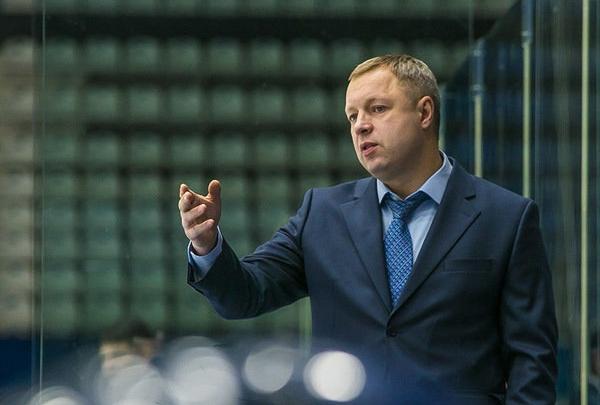 Хоккей: в ХК «Сибирь» назначен новый тренер