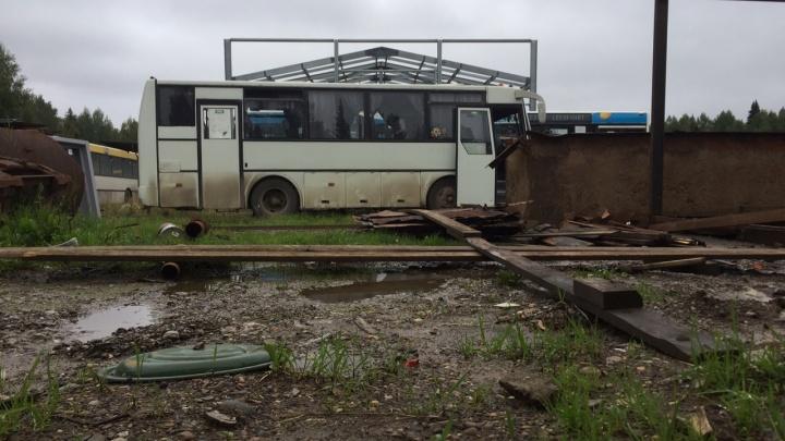 После ДТП на Гайве временно сняли с рейсов все автобусы маршрута 49