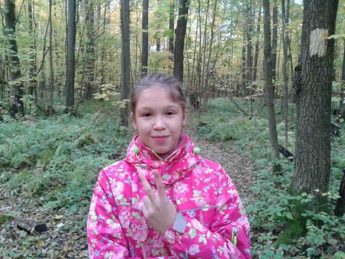 ВНижнем Новгороде милиция ищет таинственно пропавшую 13-летнюю Алёну