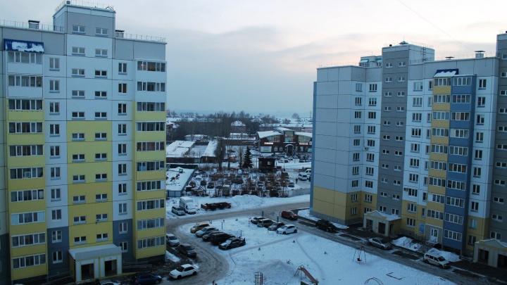 В Омске больше тысячи домов остались без воды