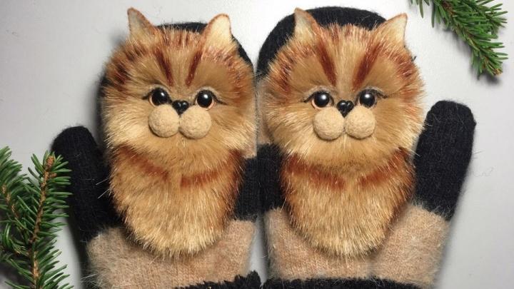 Рукавицы-коты и шишки к платью: 15 мастерских Поморья с необычными новогодними подарками