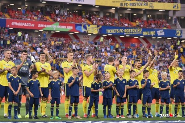 Футболисты «Ростова» получают одни из самых больших премиальных в Российской премьер-лиге