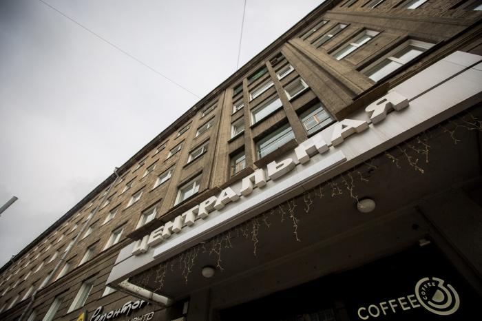 В гостинице действует 93 номера и зарегистрирована 61 организация