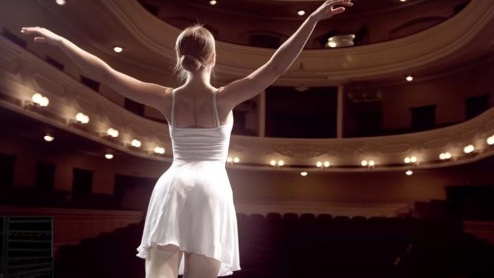В омском Драмтеатре сняли короткометражку про балерину-наркоманку