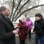 «У меня давление уже под 200»: люди с болгарками начали сносить Доваторский рынок в Челябинске