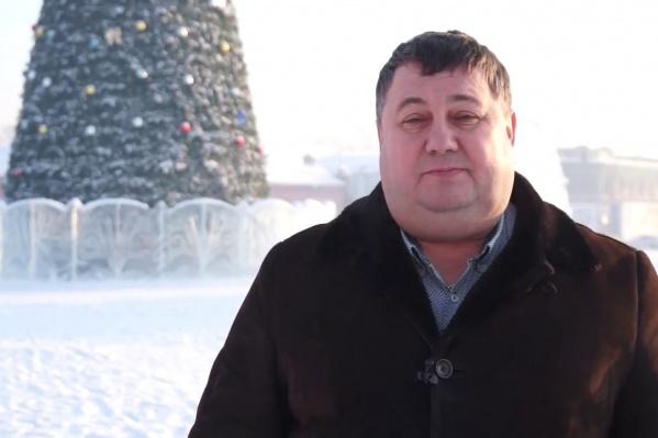 56-летний Андрей Береснев ранее занимал должность председателя Горсовета