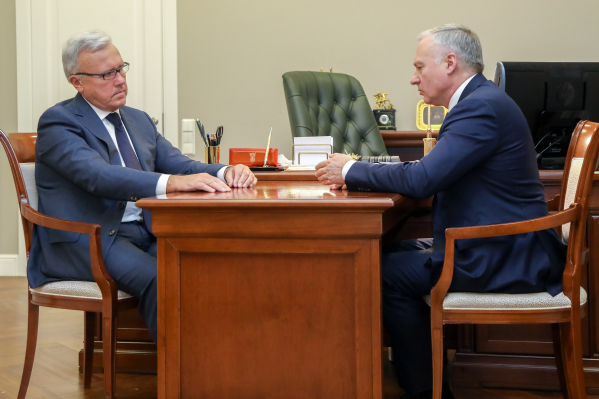 Губернатор уволил директора красноярского «Центра развития коммунального комплекса»
