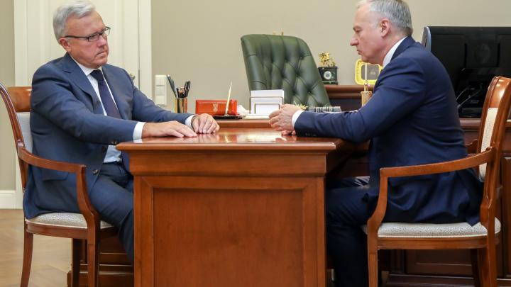Выставившего стотысячные счета за тепло директора красноярского госпредприятия сняли с поста