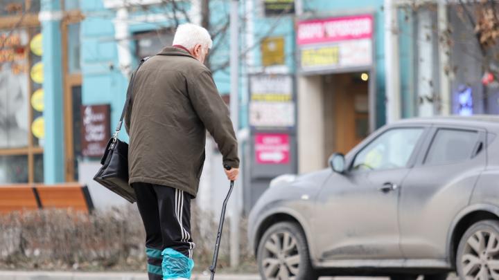 В Ростове женщины в четыре раза чаще мужчин доживают до пенсии
