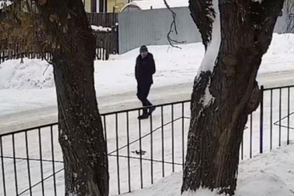 Инцидент произошел 10 января во дворе школы