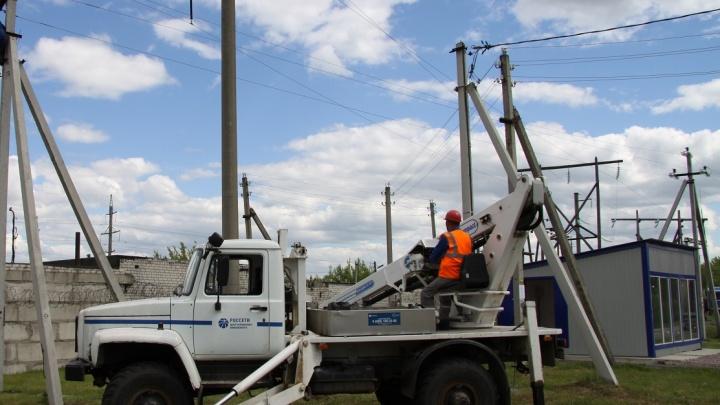 «Нижновэнерго» обеспечило электроснабжение нового ФОК в регионе