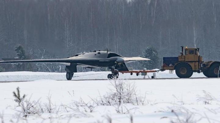 Опубликованы снимки секретного беспилотника. Его собирают на заводе Чкалова