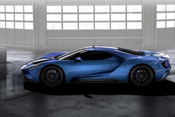 За этот Ford GT2 просят более 100 миллионов рублей, но в нашу подборку он не попал, потому что это новый автомобиль. Мы искали варианты, которые уже побывали в руках толстосумов