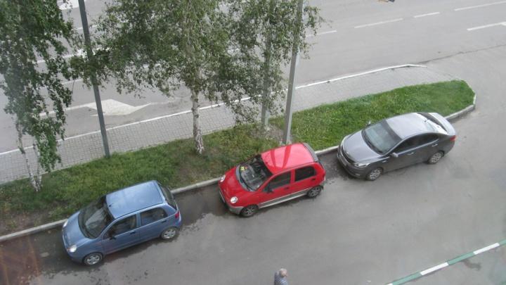 Житель Ямала решил уехать из Кургана на чужой машине