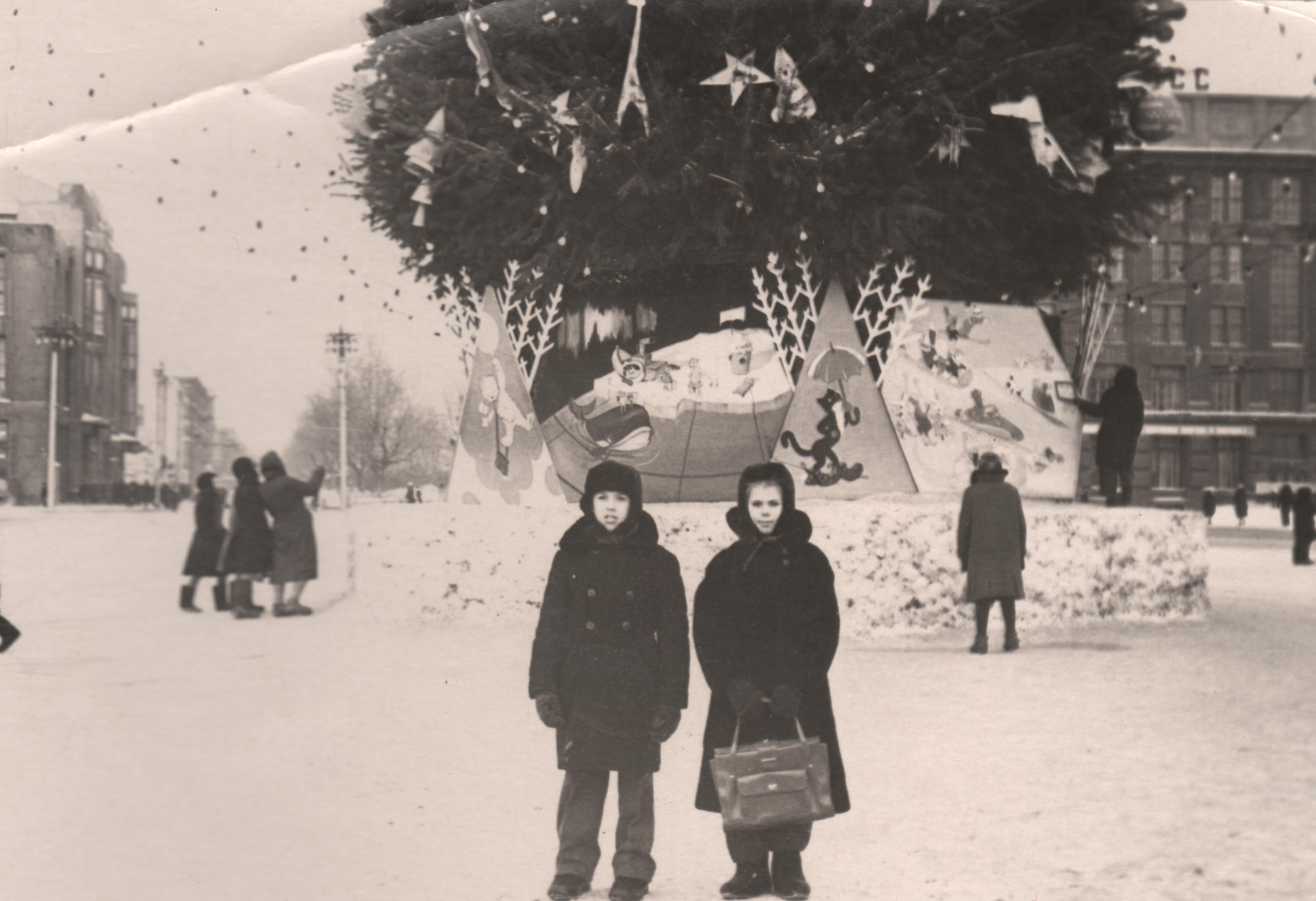 Новый год 1963 года