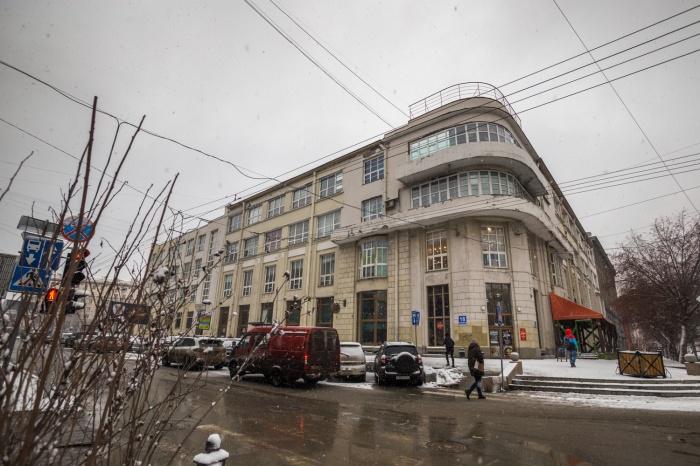 В бизнес-центре на Советской сегодня работают молодые предприниматели