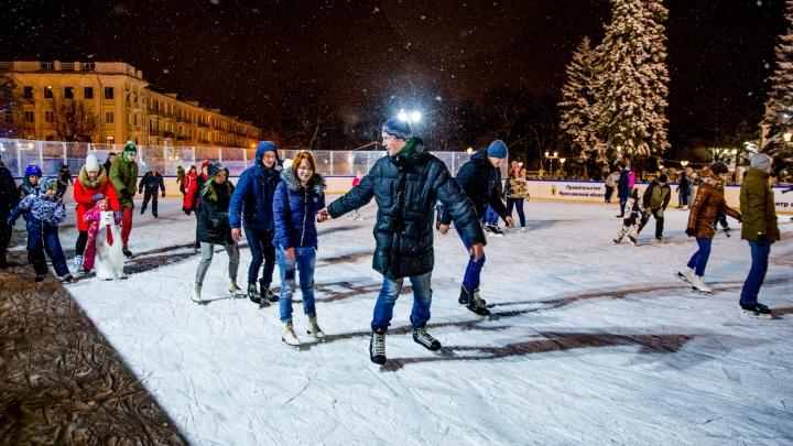Куда в Ярославле сходить в Новый год и в каникулы: полная программа