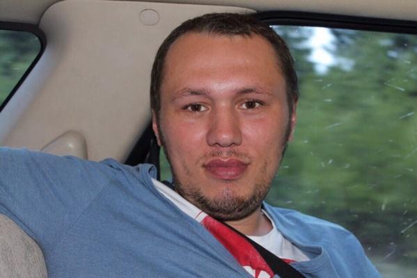 Максим Васенин ушел из дома 25 мая