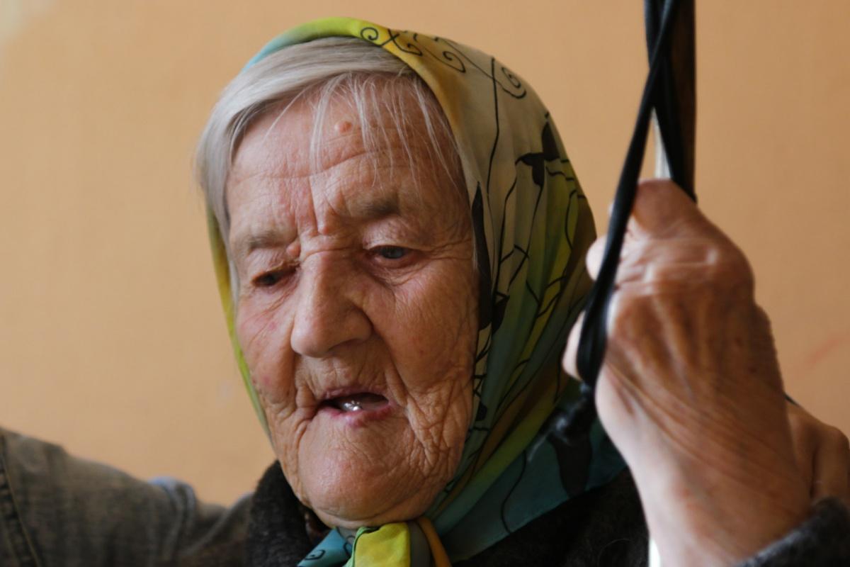 Галина Михайловна Чернова не обижается, что о ветеранах обычно говорят раз в год