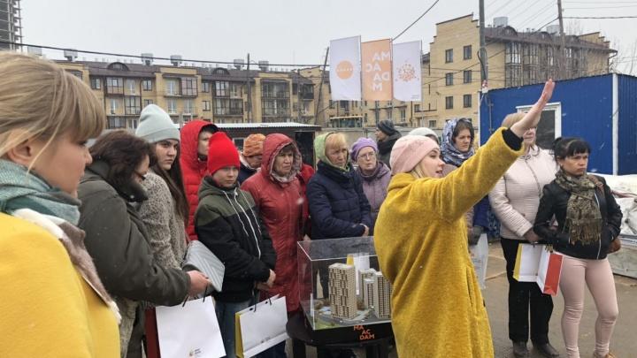 В Перми пройдёт бесплатный автобусный тур по новостройкам