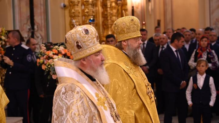 Ростовский митрополит Меркурий объяснил, почему надо платить за крещение