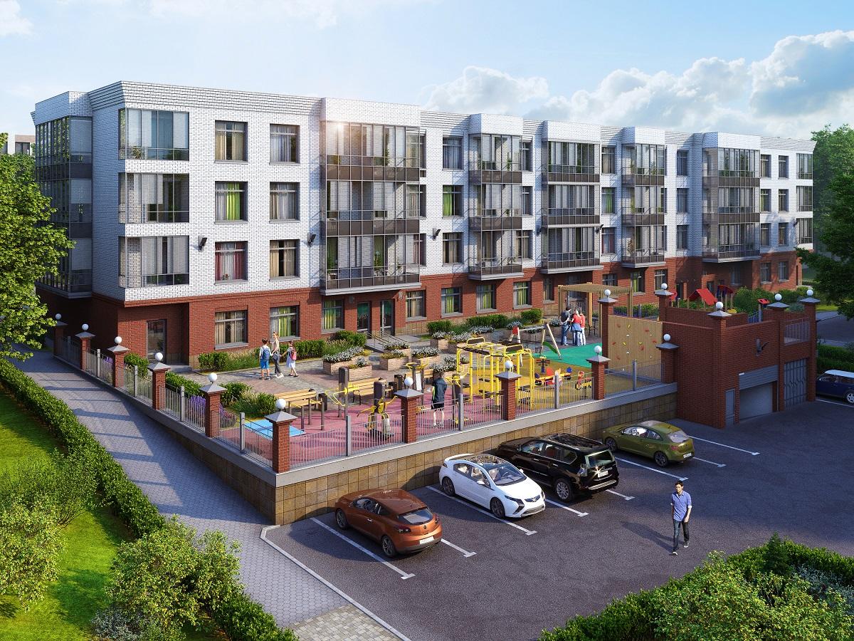 19 января стартуют продажи квартир в новом жилом комплексе от холдинга «Аквилон Инвест»