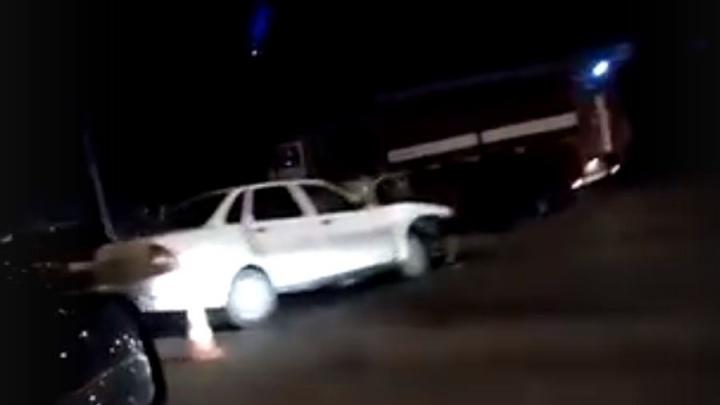 В Перми в автомобильной аварии пострадали трое взрослых и пятилетний ребёнок