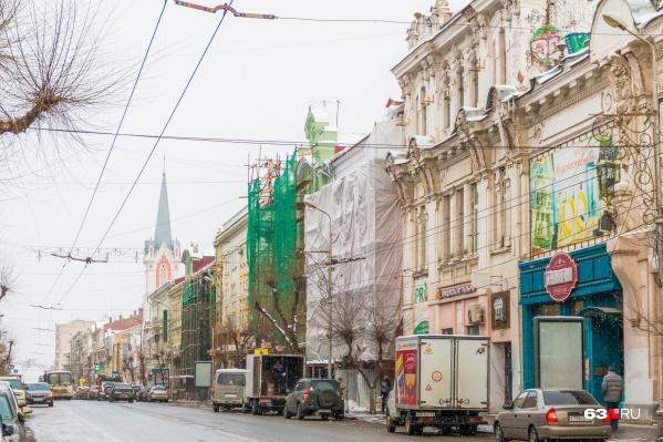Самарские памятники архитектуры хотят защитить