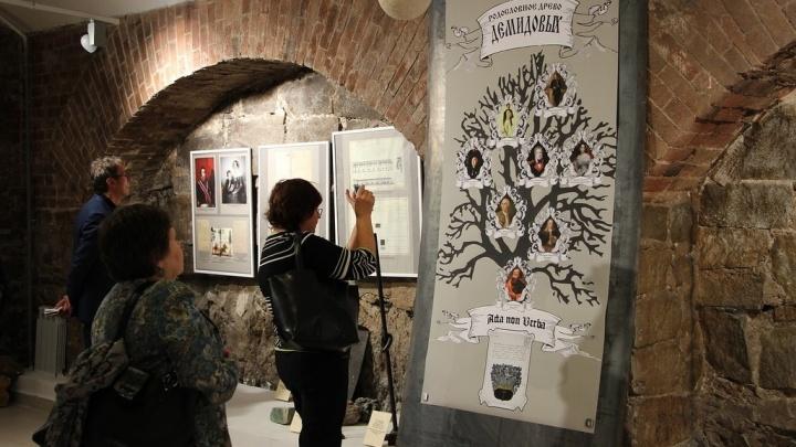 В Финляндии нашли старые чертежи Нижнетагильского завода Демидовых