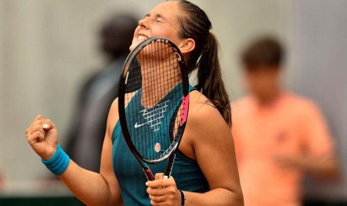 Тольяттинская теннисистка Дарья Касаткина проиграла в четвертьфинале Rolland Garros
