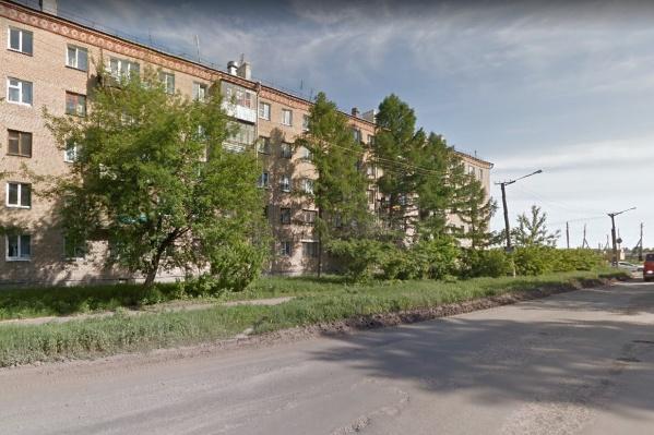 Трагедия произошла в пятиэтажке в коркинском посёлке Роза