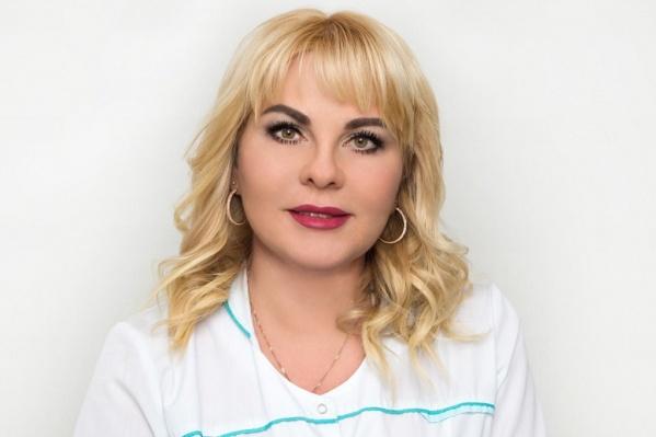 Главный врач сети клиник «Доктор Ост» Оксана Кузина