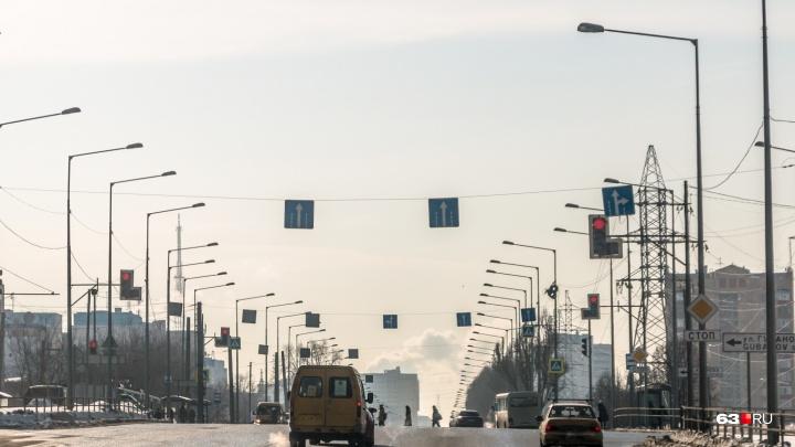 Минтрансу не удалось оштрафовать «Самаратрансстрой» за ремонт Московского шоссе и Ново-Садовой