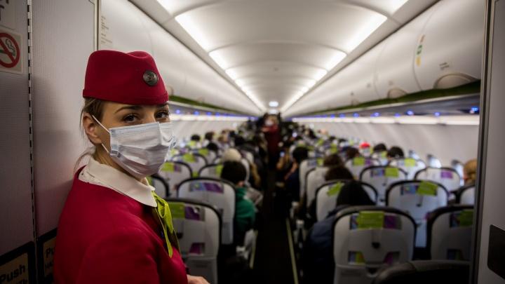 Репортаж в защитных масках — как в аэропорту ищут приезжих из Китая и Таиланда, зараженных коронавирусом