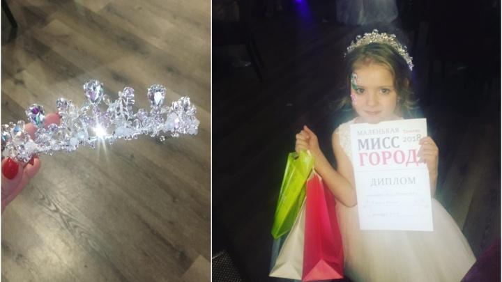 Кто эта девочка: пятилетняя Ксюша получила титул на конкурсе «Маленькая Мисс Город Тюмень-2018»