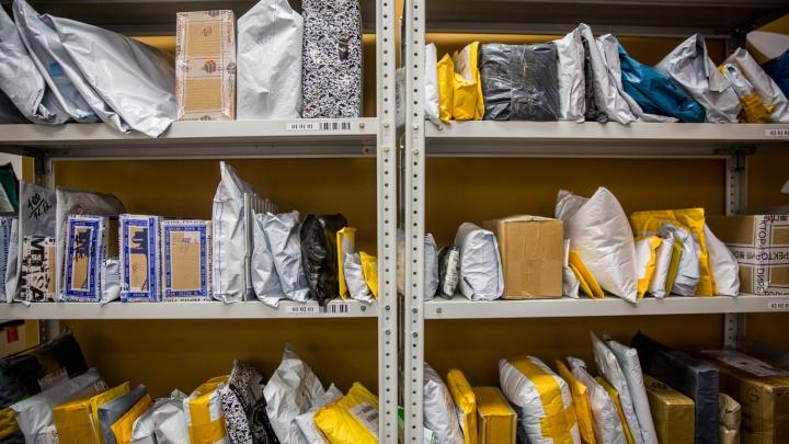 Новосибирцы оккупировали отделение Почты России из-за задержек в выдаче посылок