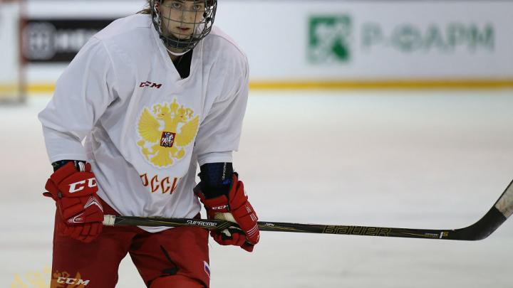 Уфимскую «Агидель» пополнит игрок сборной России по хоккею