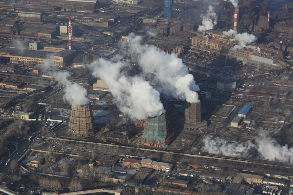 Не считая последней недели июля, воздух в Челябинске стал чище