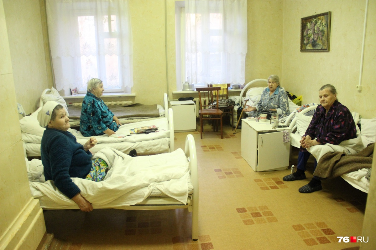 Пациенты умоляли чиновников оставить отделение сестринского ухода, но его закрыли