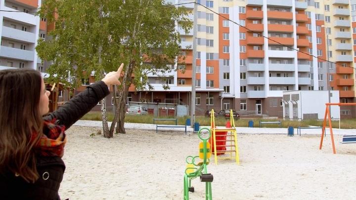 Большие площади от 1,9 млн рублей: жилой район на юге Екатеринбурга обновили бюджетные новостройки