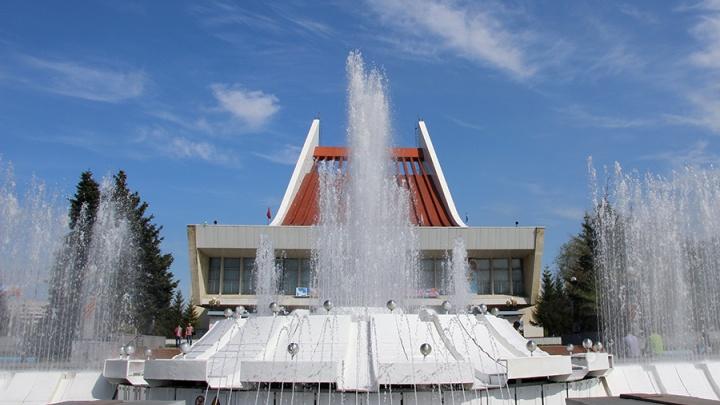 В мэрии рассказали, когда заработают городские фонтаны