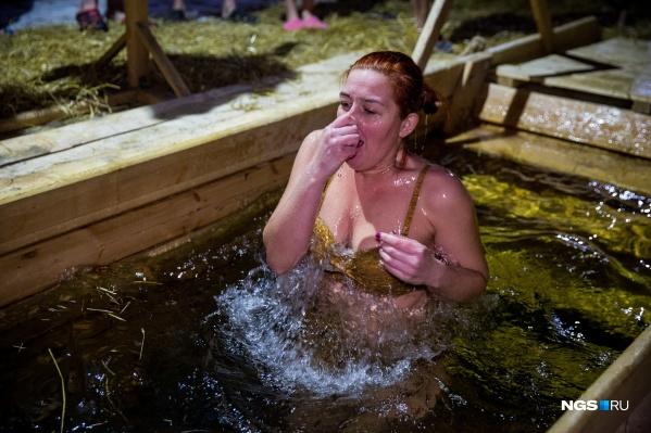 Купание в холодной воде зимой опасно для здоровья