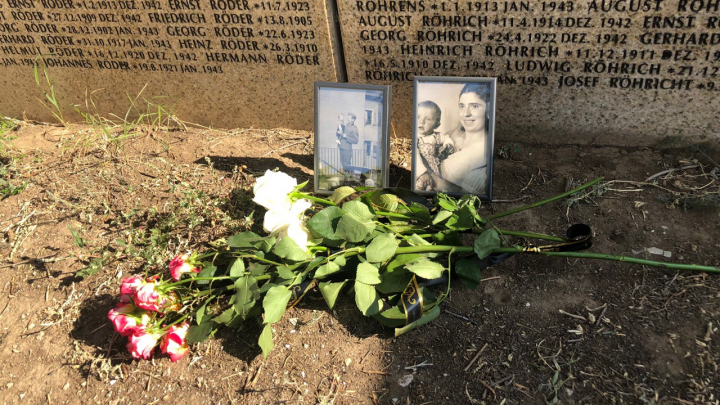 Простились 50 родственников: в Волгограде похоронили 1837 погибших в Сталинграде немецких солдат