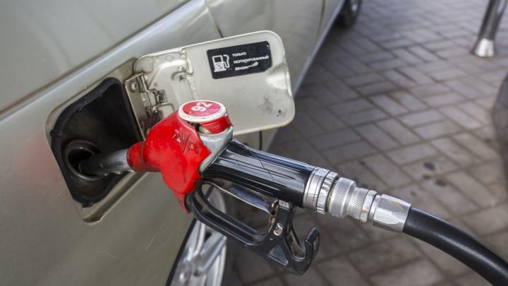 В Новосибирске внезапно подешевел бензин