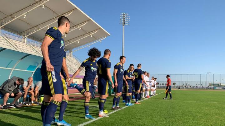 ФК «Ростов» провел контрольный матч в Абу-Даби с узбекским«Пахтакором»