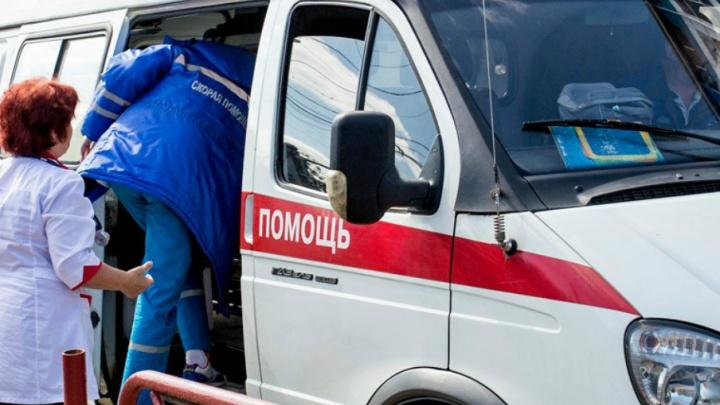 В Рыбинске «Тойота» сбила девочку на переходе