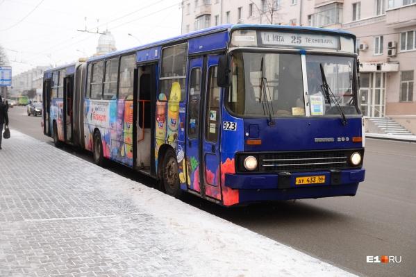 Также в автобусах планируют укрепитькаркасы и крепления сидений