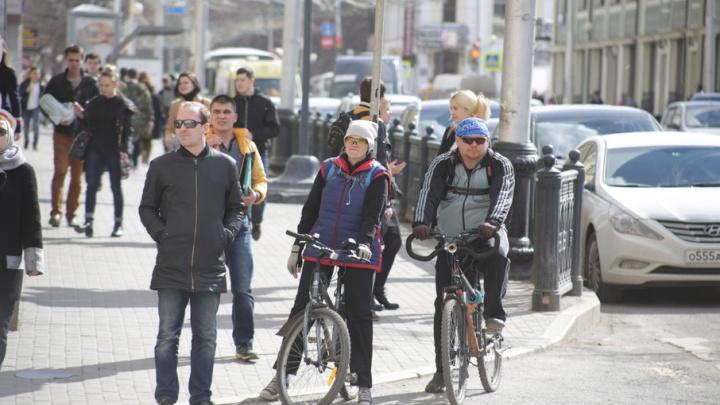 В Уфе пройдет велозабег, посвященный Дню Победы