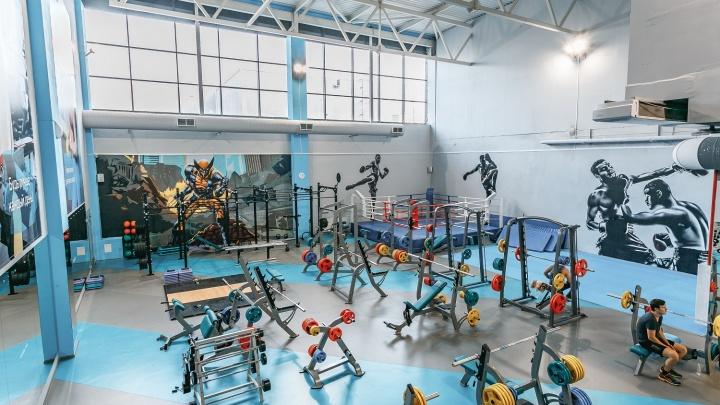 В микрорайоне «Слобода Весны» откроется первый фитнес-клуб крупной сети Bright Fit
